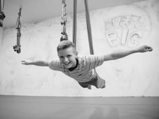 The Little Yoga House presents Father's Day Weekend Aerial Workshop