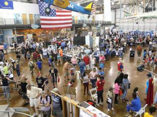 Frontiers of Flight Museum presents Moon Day 2017