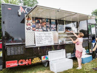 Hill Country food truck