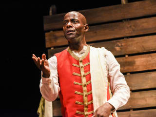Texas Performing Arts presents Sancho: An Act of Remembrance