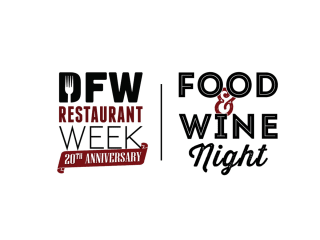 DFW Restaurant Week Food & Wine Night