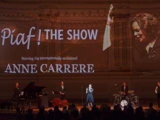 Eisemann Center presents Piaf! The Show starring Anne Carrere