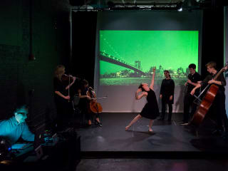 Lone Star College-University Park presents Transitory Sound and Movement Collective