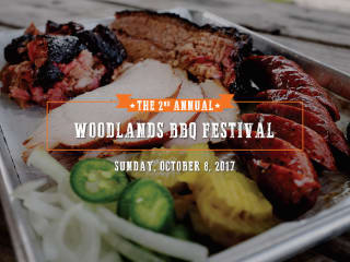 The 2nd Annual Woodlands BBQ Festival