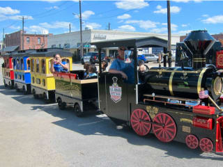 Rosenberg Railroad Museum presents Fall Fun Fest 2017: <i>May the Steam be With You</i>