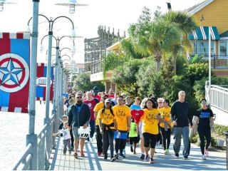 American Heart Association presents 2017 Bay Area Healthy for Good Heart Walk