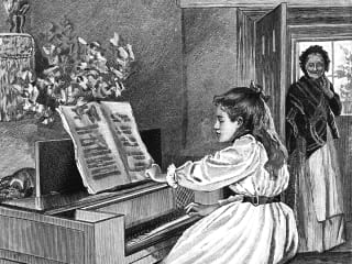 Gilbert & Sullivan Austin presents The Daughter of the D'Oyly Carte