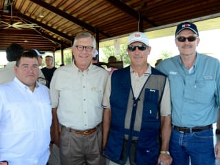 Houston Food Bank presents 4th annual Backpack Blast Sporting Clay Tournament, Dinner & Auction