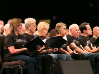 Parkinson Voice Project presents Sing Out!