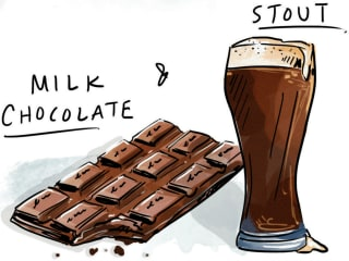 Food Writer Megan Giller presents Chocolate, Beer, and Bands Book Release Party