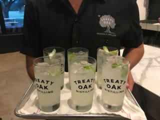 Treaty Oak presents Prix Fixe Dinner