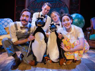 Casa Mañana presents Mr. Popper's Penguins