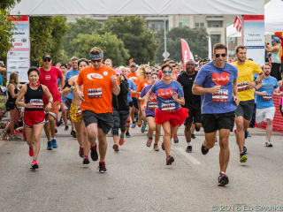 American Heart Association presents Austin Heart and Stroke Walk
