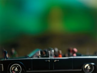 """The Museum of Fine Arts, Houston presents """"David Levinthal: Photographs 1972–2016"""" opening day"""