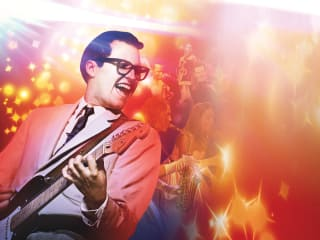 Majestic Theatre presents Buddy: The Buddy Holly Story