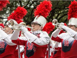 University of Houston band