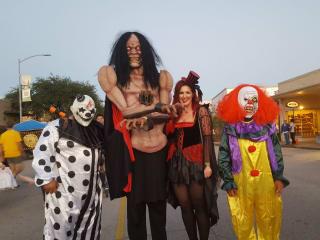 Houston Zombie Walk Halloween Fest