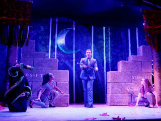 Opera in the Heights presents The Magic Flute