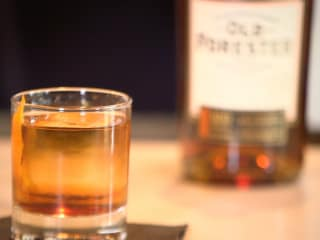 Chai Priestess Old Fashioned cocktail