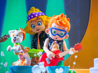 Bubble Guppies Live! Ready to Rock