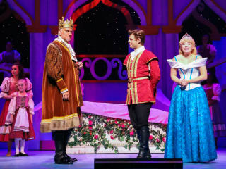 Theatre Under the Stars presents Sleeping Beauty and Her Winter Knight