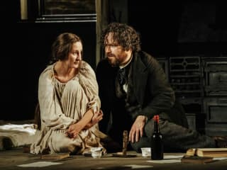National Theatre Live presents Young Marx