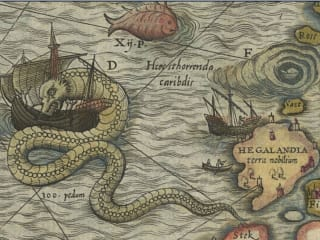 <i>Sea Monsters on Medieval and Renaissance Maps</i>