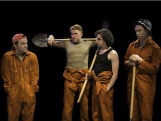 Main Street Theater presents <i>Holes</i>