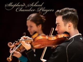 The Shepherd School Chamber Players in concert