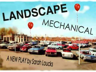 MouthRadio presents Landscape Mechanical