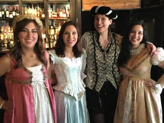 Shakespeare Dallas Pub Crawl