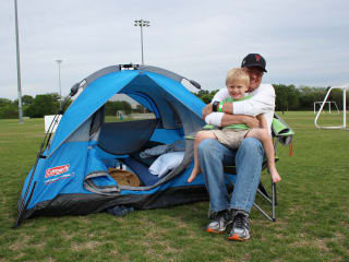 Spring Family Campout