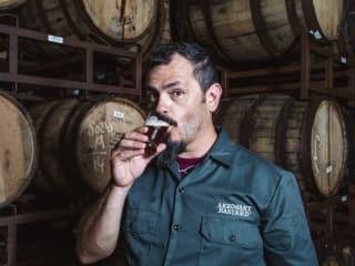 Stone Brewing's Steve Gonzales