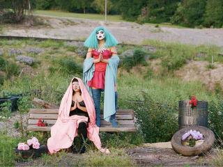 Clown artists