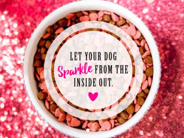SparkleDog Food