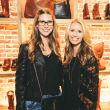 The Frye Company Austin grand opening 2016 Kendal Milot Lauren Petrowski