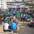 Patio at Katy Trail Ice House in Dallas