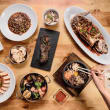 Jenna's Asian Kitchen Sunday lunch buffet