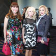 Barbara Van Postman, Diane Lokey Farb, Dana Kervin at Best Dressed Luncheon 2017