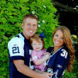 Brandi Redmond and family