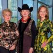 Rodeo Trailblazer Awards, Feb. 2016, Tricia Koch, Marilyn DeMontrond, Jonnie Steffek, Kathleen Williams and Carol Sawyer
