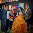 Orange Show Gala Ed Smith, Beverley Braden, Pamela George, Paul Easterwood