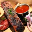 Hickory Plano restaurant barbecue ribs 2015