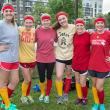 """Ten Points for Gryffindor""  - Taylor Newcomb, Kristin Pascoe, Lydia Pettit, Danna Callahan, Erin Bret, Katharine Bain"
