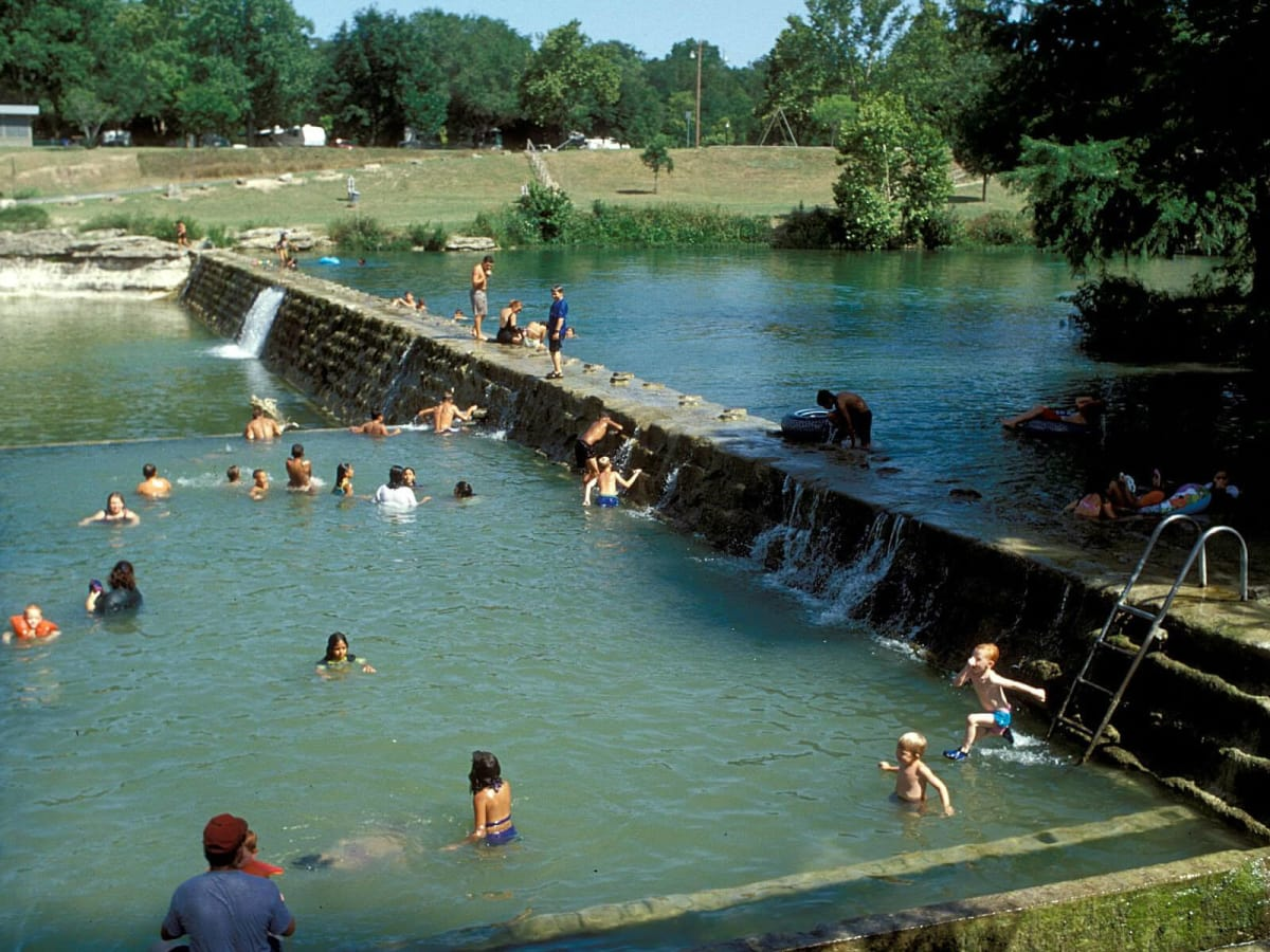 5 of the best natural swimming spots in and around san antonio culturemap san antonio City of san antonio swimming pools