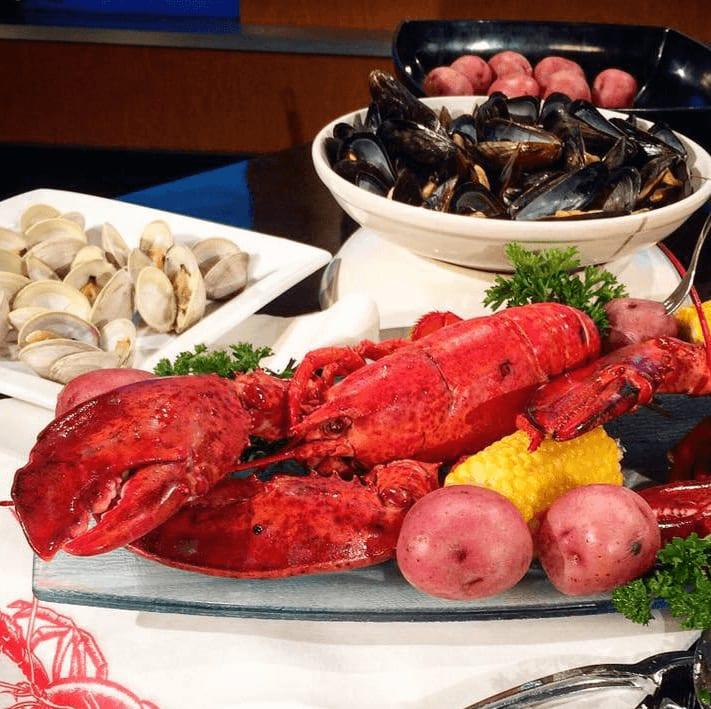 sea breeze, lobster bake