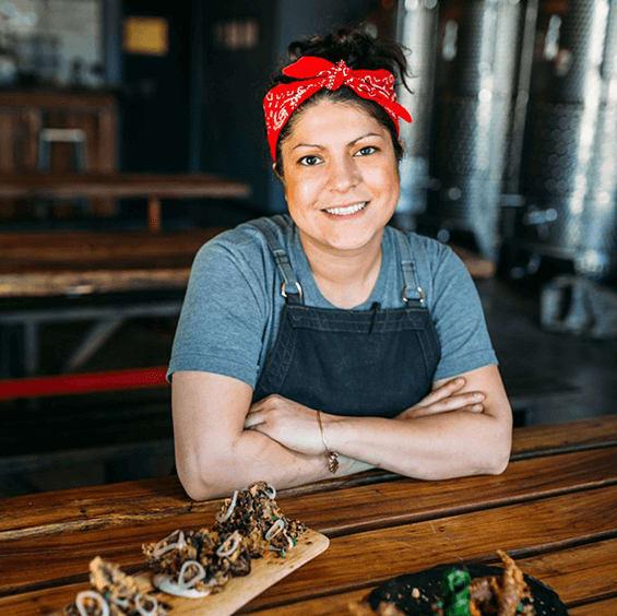 Chef Misti Norris