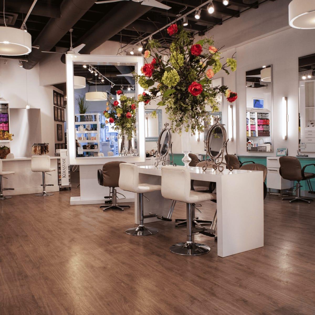 Johnny Rodriguez Salon in Dallas