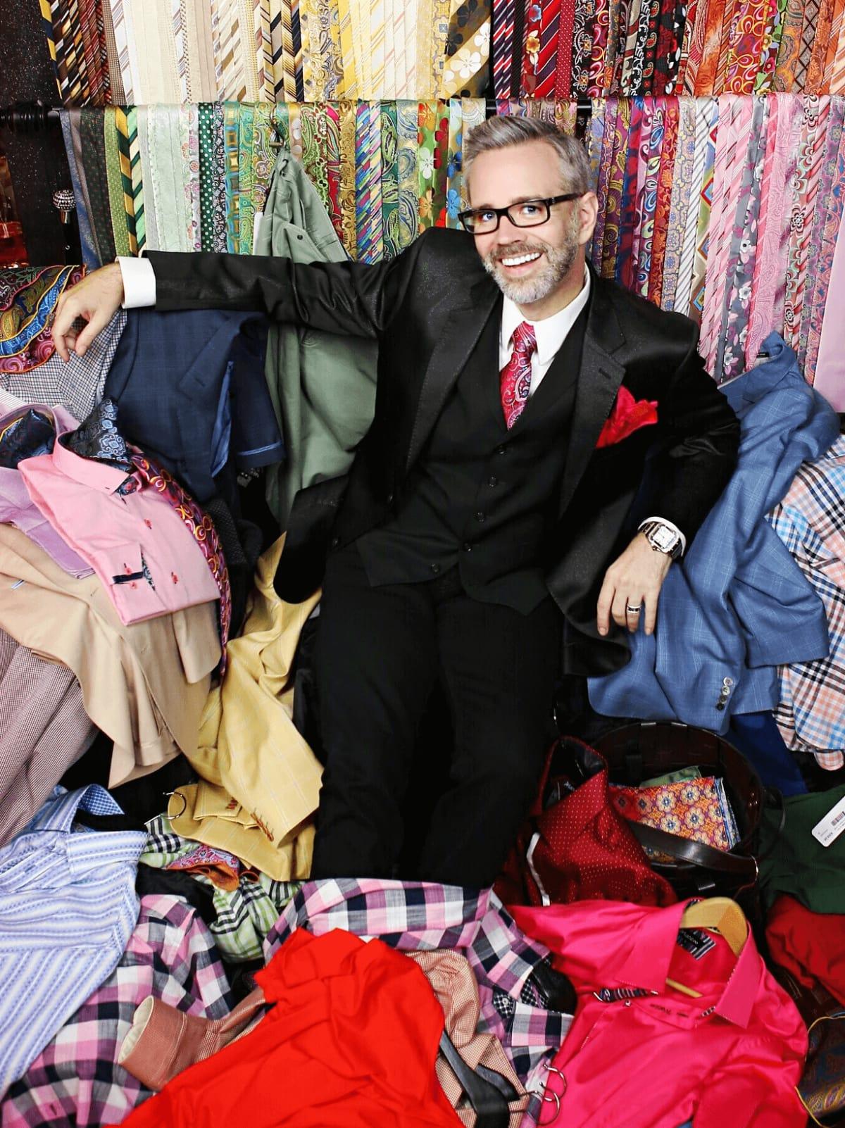 Michael Pearce Houston Stylemaker semifinalist