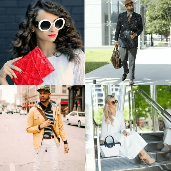 Dallas Stylemaker semifinalists 2016